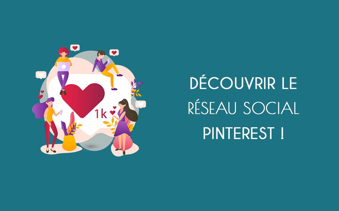 réseau social Pinterest