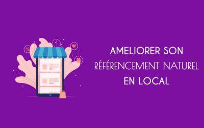 comment améliorer son référencement local