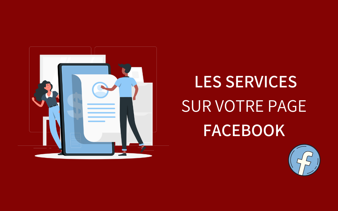 services page facebook