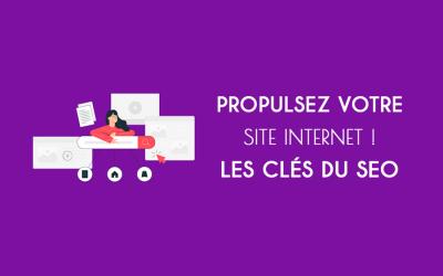 Propulsez votre site web : les clés du référencement naturel (SEO)